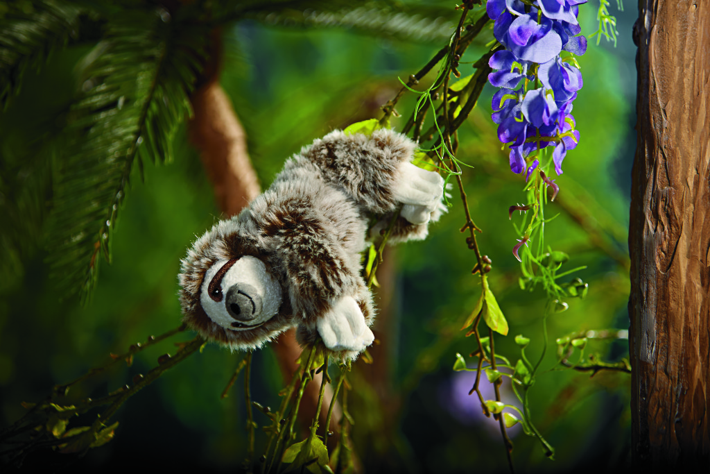 , from January 1 through December 31, 2016, for every purchase of one of the three plush animals in Lea's collection—the margay, sea turtle, or sloth—American Girl will donate $1 (up to a maximum of $100,000) to WWF., from January 1 through December 31, 2016, for every purchase of one of the three plush animals in Lea's collection—the margay, sea turtle, or sloth—American Girl will donate $1 (up to a maximum of $100,000) to WWF.