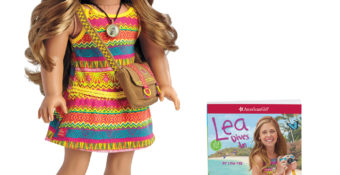 This Holiday Let American Girl Doll Invite Your Child on an Adventure and Win a Lea doll and a Lea to the Rescue Blu-Ray/DVD Combo pack