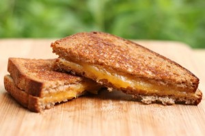 Get Cooking With Your Kids: 4 Grilled Cheese Recipes