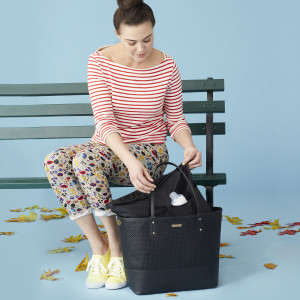 There's a New Diaper Bag In Town Called The Duet 2-in-1 Diaper Tote WIN ONE HERE!