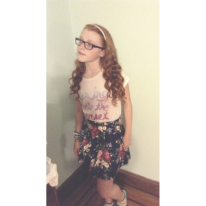 Teen Fashion: 4 Back to School Outfits for Eighth Grade Girls