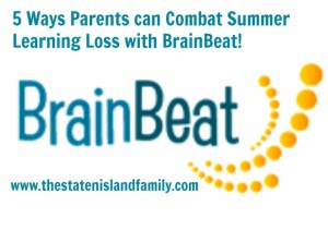 5 Ways Parents can Combat Summer Learning Loss with BrainBeat!
