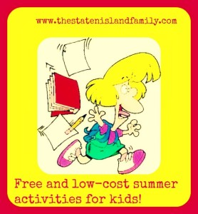 School is out for summer: Free and Low-Cost Activities to Keep Kids Busy!
