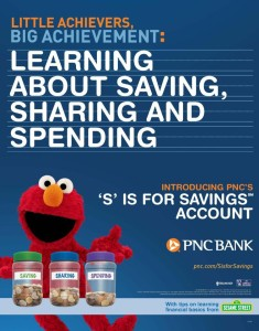 Teaching your kids financial responsibility is as easy as S is for Savings!