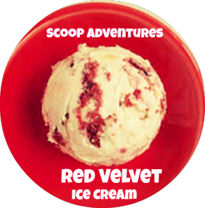 Scoop Adventures: Make your own Red Velvet Ice Cream #Recipe