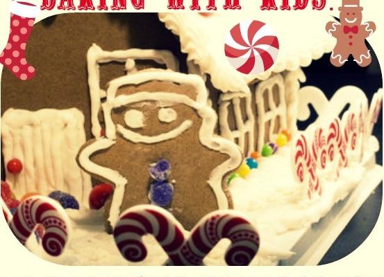 Baking with Kids: 10 Kid-friendly Holiday Treats