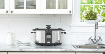 I'm having a LOVE affair with my BELLA 6.5 QT Programmable Slow Cooker with Ceramic Coated Aluminum Pot (and giving one away too)