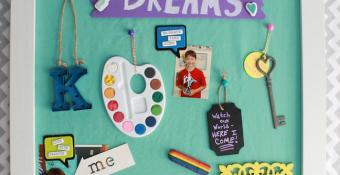 "DIY ""Create Your Own Destiny"" Vision Board – Netflix"