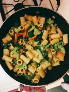 Create A Stir with this Easy Pasta Primavera Recipe