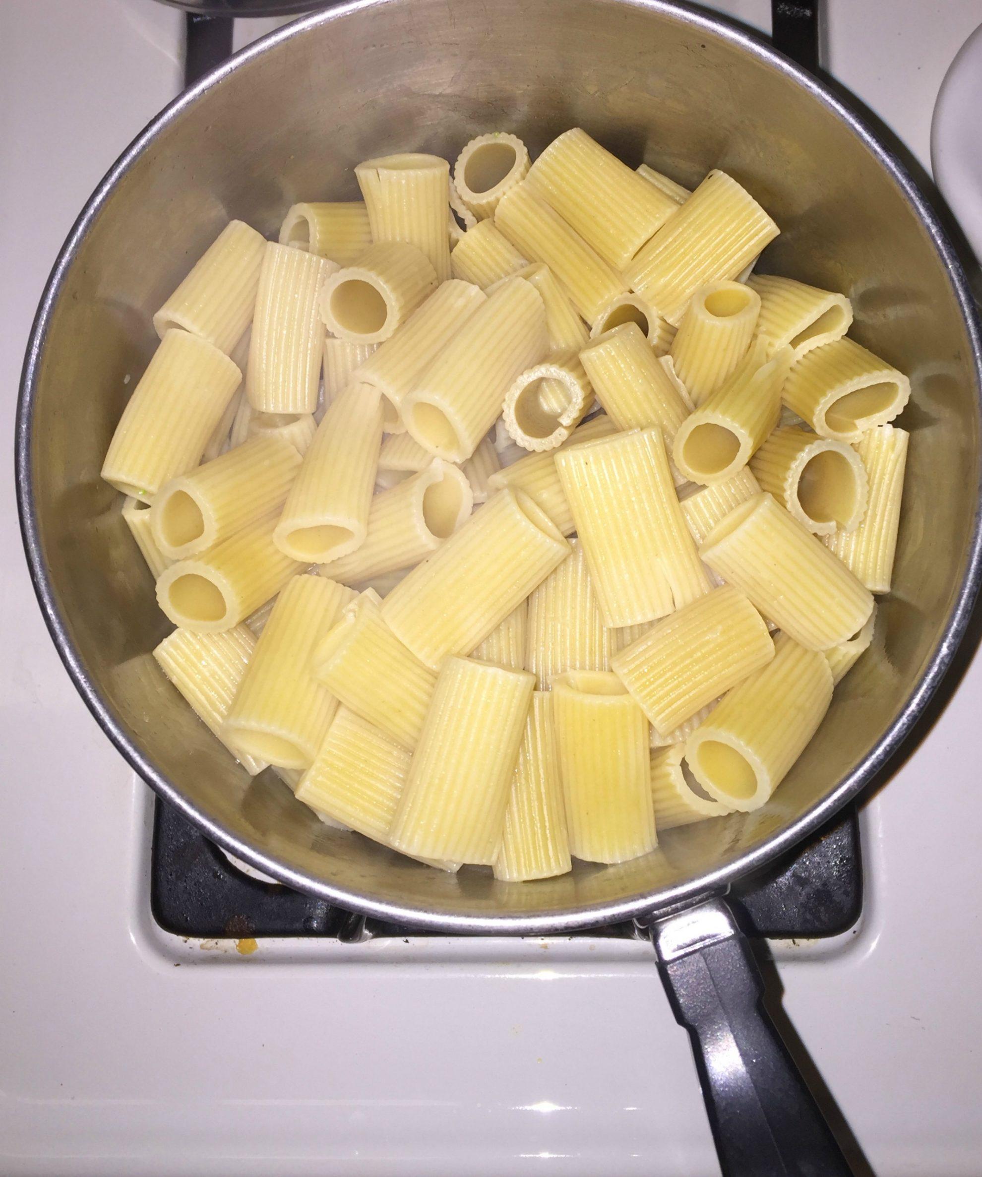 Create A Stir with this Easy Pasta Primavera