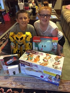 Your Kids Can #PlayLikeHasbro with our Mega Giveaway!