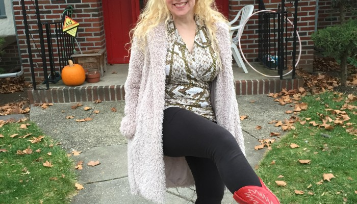 Day in the Life: Funky Cowboy Boots and Glam Holiday Heels from Famous Footwear
