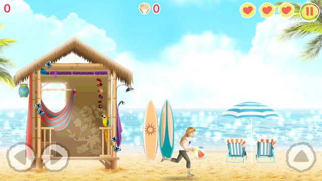: Lea™ Born for Adventure Paid App and Online Play: Girls can join Lea in Brazil for an adventure of a lifetime with this paid app, featuring beautiful graphics, exclusive content, and endless play.
