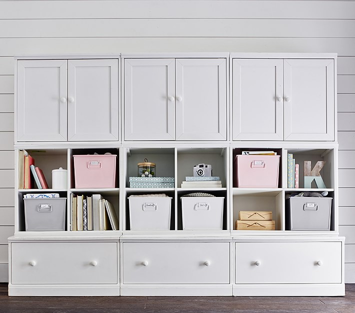 Create the perfect storage solution for your childs play, sleep and study spaces.