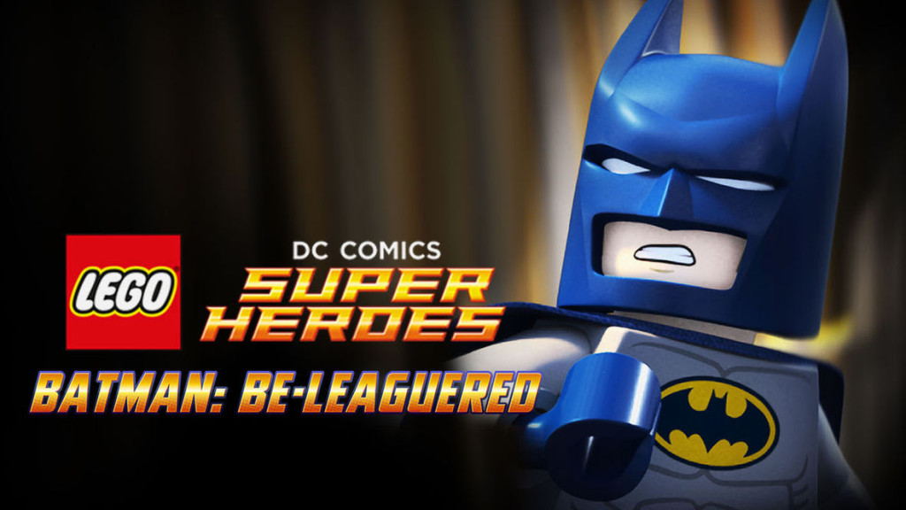 Watch Lego DC Comics: Batman Be-Leaguered When Superman and the other Justice League superheroes start disappearing, it's up to Batman to unravel the caper and save the day on Netflix!