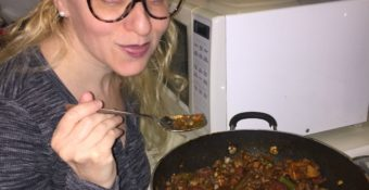 A Vegetarian Chili Recipe That is So Easy Even I Can Make It!