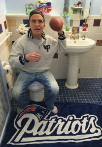 Super Bowl Tips to help you highlight the MVP of your home — the bathroom Halftime #BathroomBreak