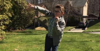 Tips to Keep Playful Boys Clean in their OshKosh B'Gosh Spring Best & A $50 GIVEAWAY // #FIELDSOFFUN