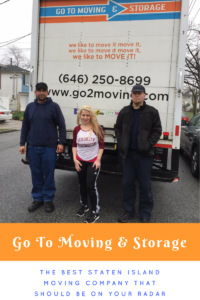 Go To Moving & Storage- The Best Staten Island Moving Company that Should be On your Radar