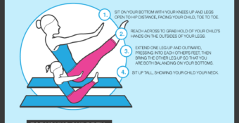Celebrate International Yoga Day with the Best Yoga Poses To Do With Your Kids