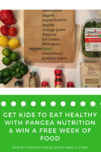 Get Kids to Eat Healthy With Pangea Nutrition & Win a FREE Week of Food